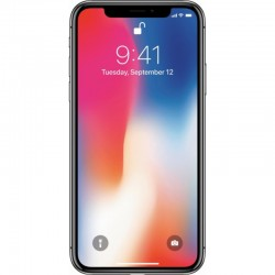 Apple iPhone X - 64GB - Space Grey