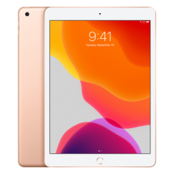 "Apple iPad 10.2"" (7th Gen) 128GB Gold Wifi Tablet"