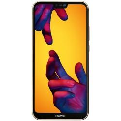 Huawei P20 Lite (Gold, 4GB RAM, 64GB Storage)