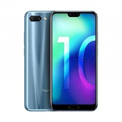 Honor 10 - 64GB, Dual Camera 24MP+16MP, 4GB RAM - Grey