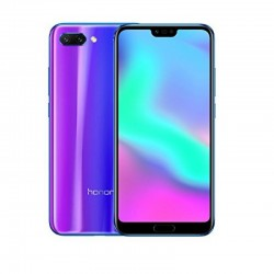 Honor 10 - 64GB, Dual Camera 24MP+16MP, 4GB RAM - Blue
