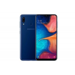 Samsung Galaxy A20e - 32GB + 3GB - Blue
