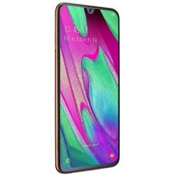 Samsung Galaxy A40 (64GB + 4GB) - Coral