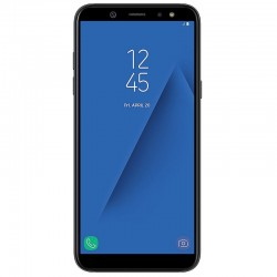 Samsung Galaxy A6 (Black, 32GB)