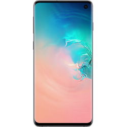 Samsung Galaxy S10 - Prism White (128GB)