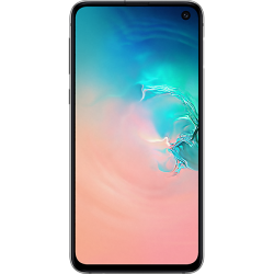 Samsung Galaxy S10e - Prism White (128 GB)