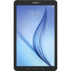 "Samsung Galaxy Tab E - 9.6"" - 16GB - Black"