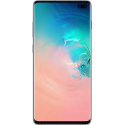 Samsung Galaxy S10 Plus - Prism White (128GB)