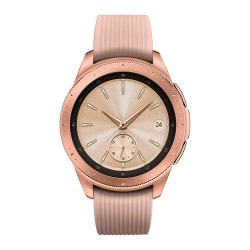 Samsung - Galaxy Watch Smartwatch 42mm Stainless Steel - Rose Gold