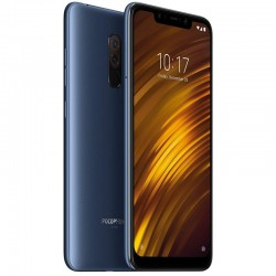 Xiaomi Pocophone F1- DUAL SIM -64GB/6GB - Blue