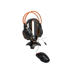 Canyon 3 in 1 Gaming Bungee - Black