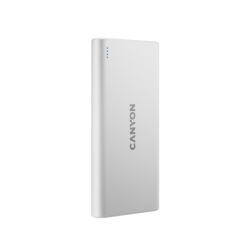Canyon  Micro-USB/USB-C power bank 10000 mAh PB-106 - White