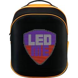 Prestigio LEDme MAX Backpack - Black/Orange
