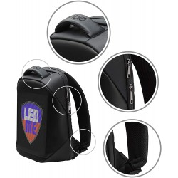 Prestigio LEDme MAX Backpack - Black