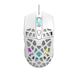 Canyon Puncher Gaming Mouse - White