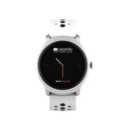 "Canyon ""Oregano"" Smartwatch SW-81 - Black/White"