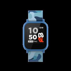 "Canyon ""MyDino"" Smartwatch - Blue camouflage"