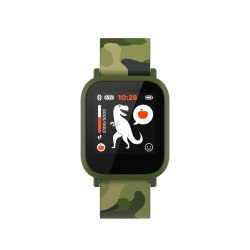 "Canyon ""MyDino"" Smartwatch - Green camouflage"