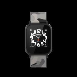 "Canyon ""MyDino"" Smartwatch - Black camouflage"