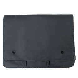 Baseus Bag Basics Series Laptop Sleeve 13 inch - Dark Gray