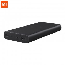 Xiaomi Power Bank Wireless 10.000 mAh - Black