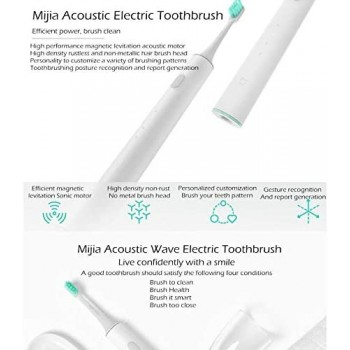 Xiaomi Mi Smart Electric Toothbrush T500 -White