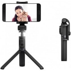 Xiaomi Mi Selfie Stick Tripod with Bluetooth remote - Gray