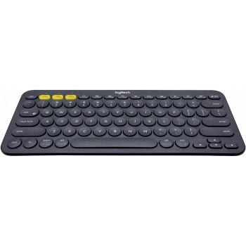 LOGITECH K380 Multi-Device Bluetooth Keyboard - Dark Grey