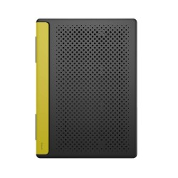 Baseus MacBook and Laptop Lets go Mesh Portable Stand between 11-16 inch - Gray/Yellow