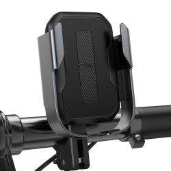 Baseus Motorcycle Armor phone holder (Applicable for bicycle) Black