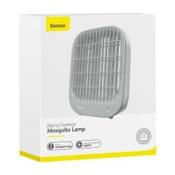Baseus Home Baijing Desktop Mosquito Lamp Electric shock voltage - White