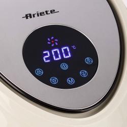 Ariete 4618, Airy Fryer XXL, Air Fryer, 5.5 Liters, Frying Oil Free 2.5 kg of Chips, 1800 Watt - Beige
