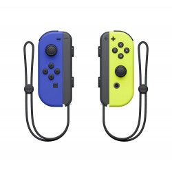 Nintendo Joy-Con (L) / (R) - Blue / Neon Yellow for Nintendo Switch