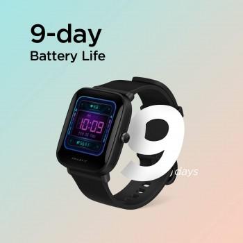 Xiaomi Amazfit Bip U Health Fitness Smartwatch - Black