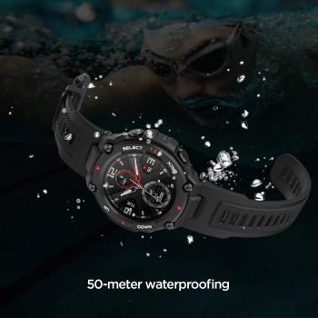 Xiaomi Amazfit T-Rex Smartwatch - Camo Green