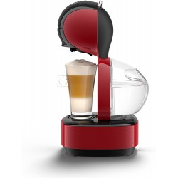 Nescafe Dolce Gusto Krups Lumio Automatic Coffee Machine - Red