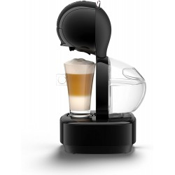 Nescafe Dolce Gusto Krups Lumio Automatic Coffee Machine - Black