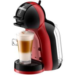 Nescafe Dolce Gusto Mini Me Coffee Machine - Black/Cherry Red