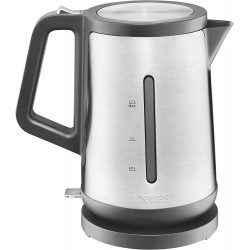 KRUPS BW442D Control Line Electric Kettle with Auto Shut Off - Stainless Steel