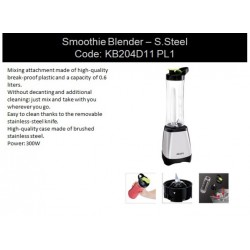 KRUPS Smoothie Blender Stainless Steel