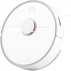 Xiaomi Roborock S6 Pure White Wet and Dry Vacuum Cleaner - White