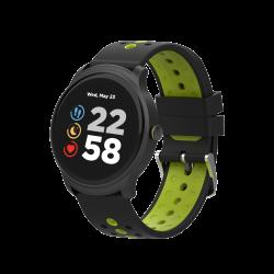 "Canyon ""Oregano"" Smartwatch SW-81 - Black/Green"