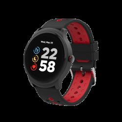 "Canyon ""Oregano"" Smartwatch SW-81 - Black/Red"