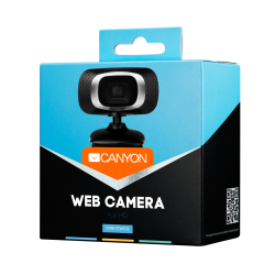 Canyon Webcam for sharp images and video recording C3