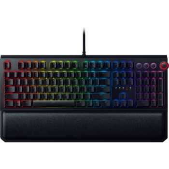 Razer Blackwidow Elite Mechanical Yellow Switch Chroma Gaming Keyboard