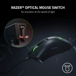 Razer DeathAdder V2 RGB USB Gaming Mouse