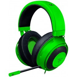 Razer Kraken Green Gaming Headset with Microphone