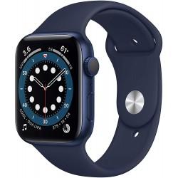 Apple Watch Series 6 (44mm) - Blue Aluminium Case with Deep Navy Sport Band