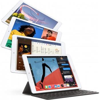 New Apple iPad (10.2-inch, Wi-Fi, 128GB) - Space Gray (8th Generation)