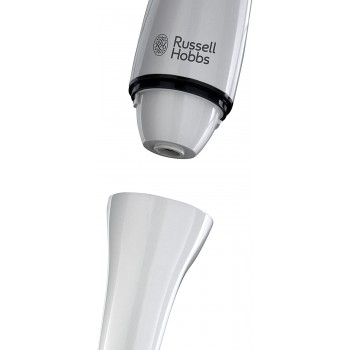Russell Hobbs Food Collection Hand Blender 22241, 200 W - White [Energy Class A]